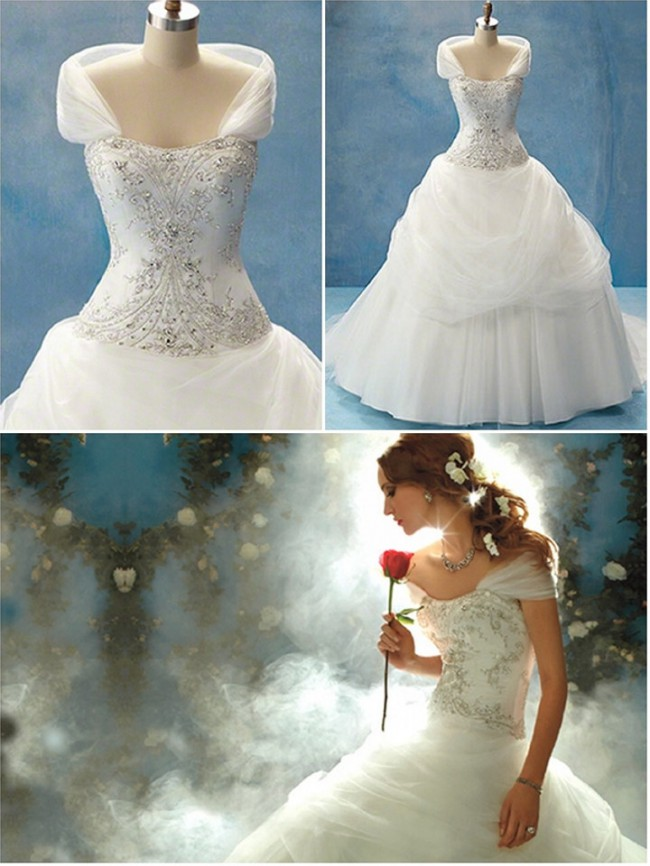 alfred angelo belle disney princess style 206 new wedding