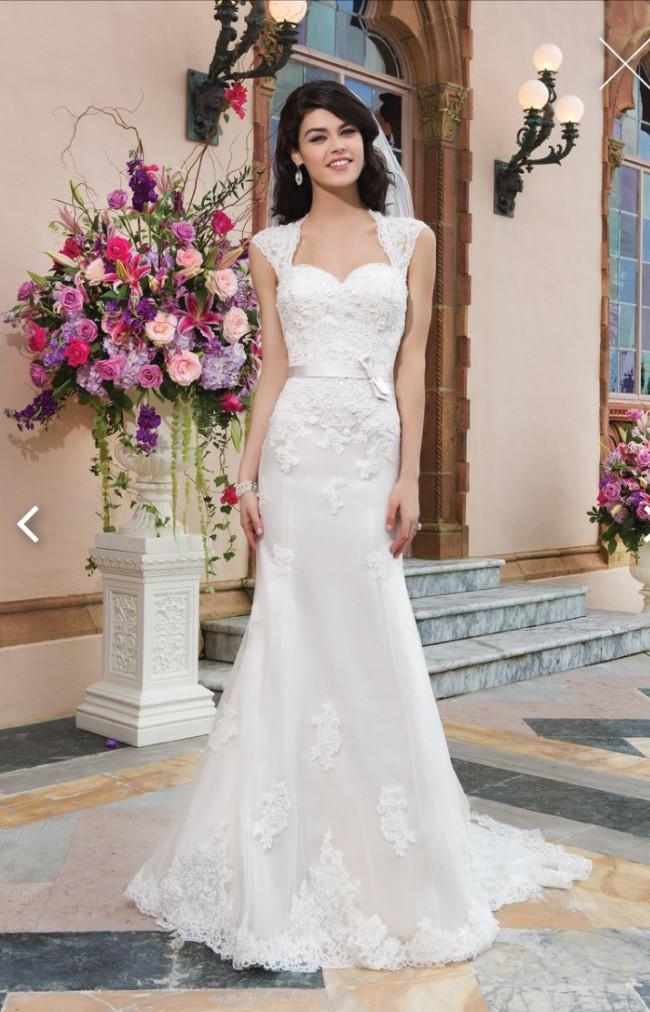 Sincerity Bridal 3821 New Wedding Dress on Sale 44% Off