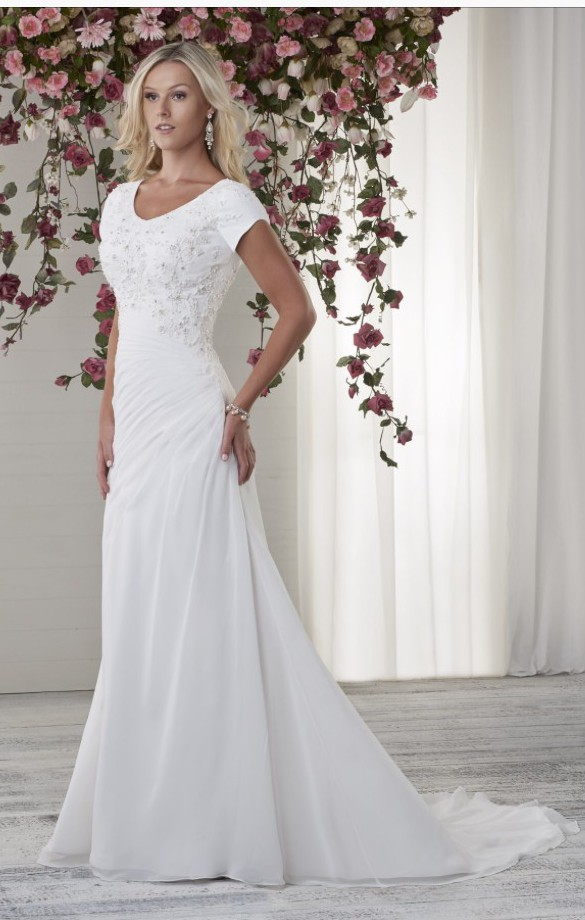 Bonny Bridal 2613 New Wedding Dress On Sale 40 Off Stillwhite