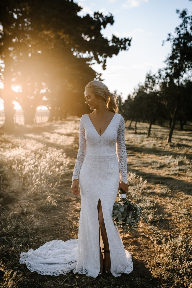 One Day Bridal, Custom Edbrooke Gown