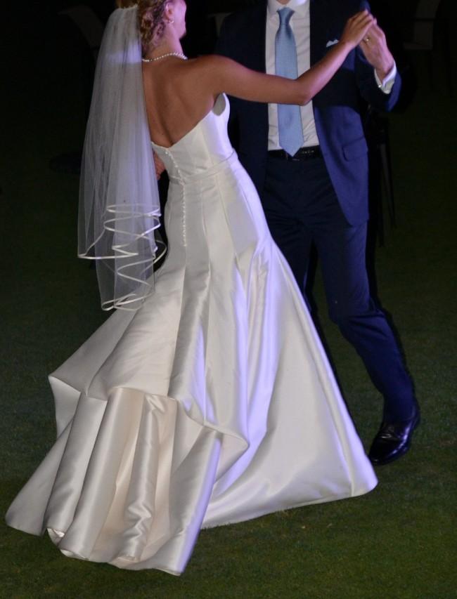 Augusta Jones Rebecca D570w-C Wedding Dress on Sale