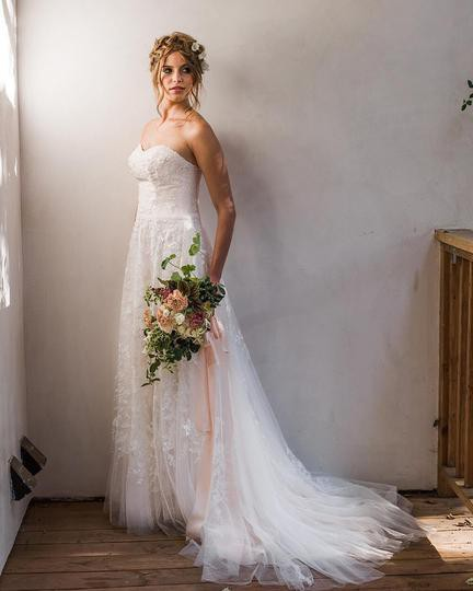 Melissa Sweet Wedding Dresses: Melissa Sweet A-Line Melissa Sweet New Wedding Dress On