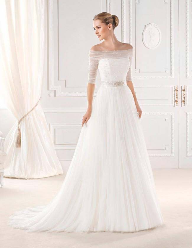 La Sposa Esien Used Wedding Dress On Sale 68 Off Stillwhite