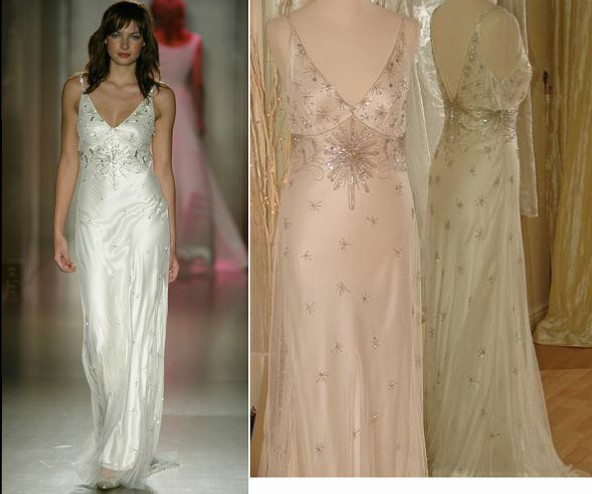 Second Hand Wedding Dresses: Jenny Packham Aurora Second Hand Wedding Dress On Sale 55