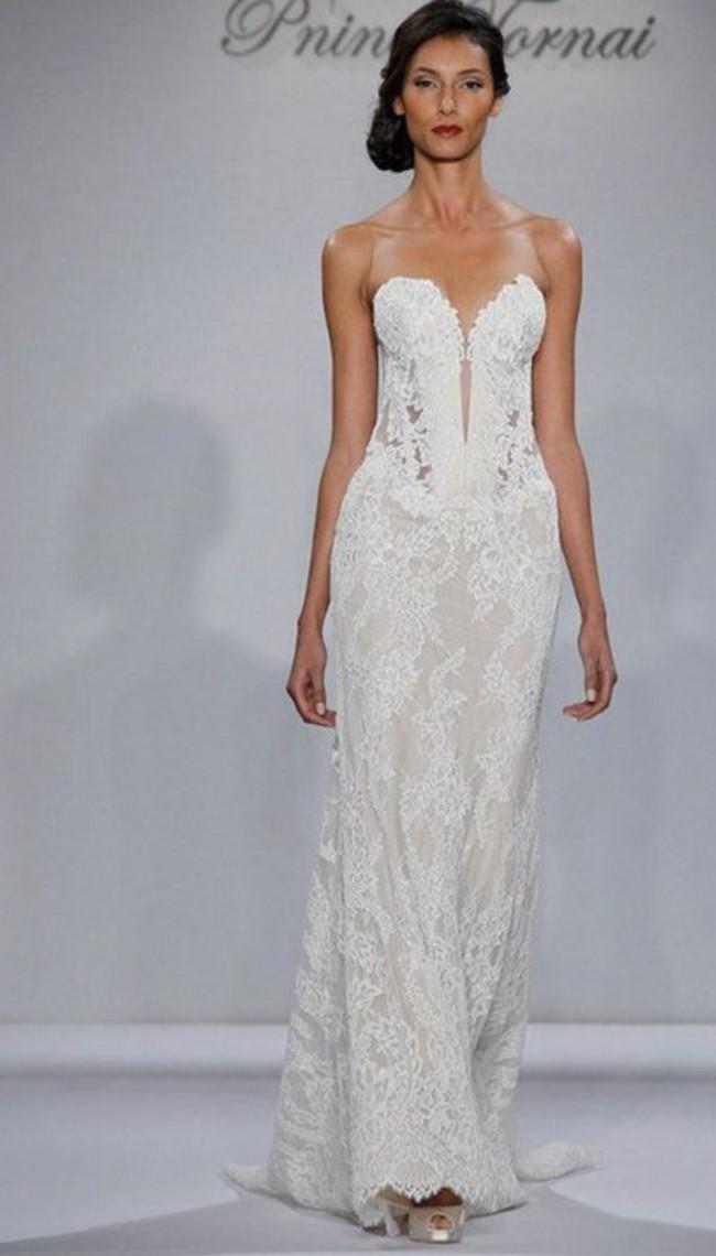 Pnina Tornai 4348 Second Hand Wedding Dress On Sale 45 Off
