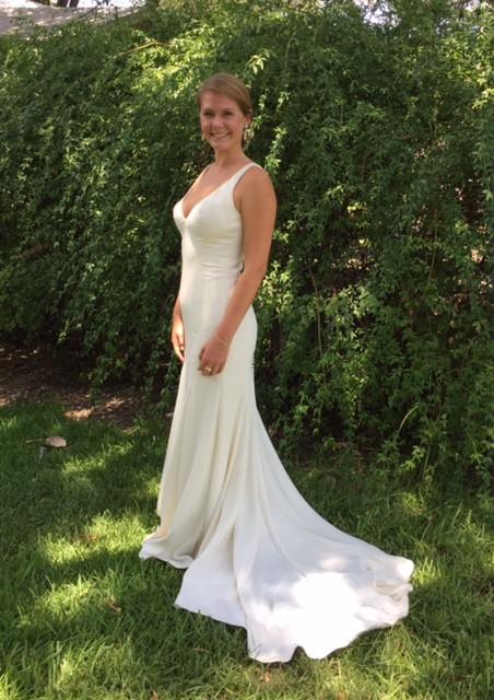 Watters leona 1030b sample wedding dress on sale 61 off junglespirit Images