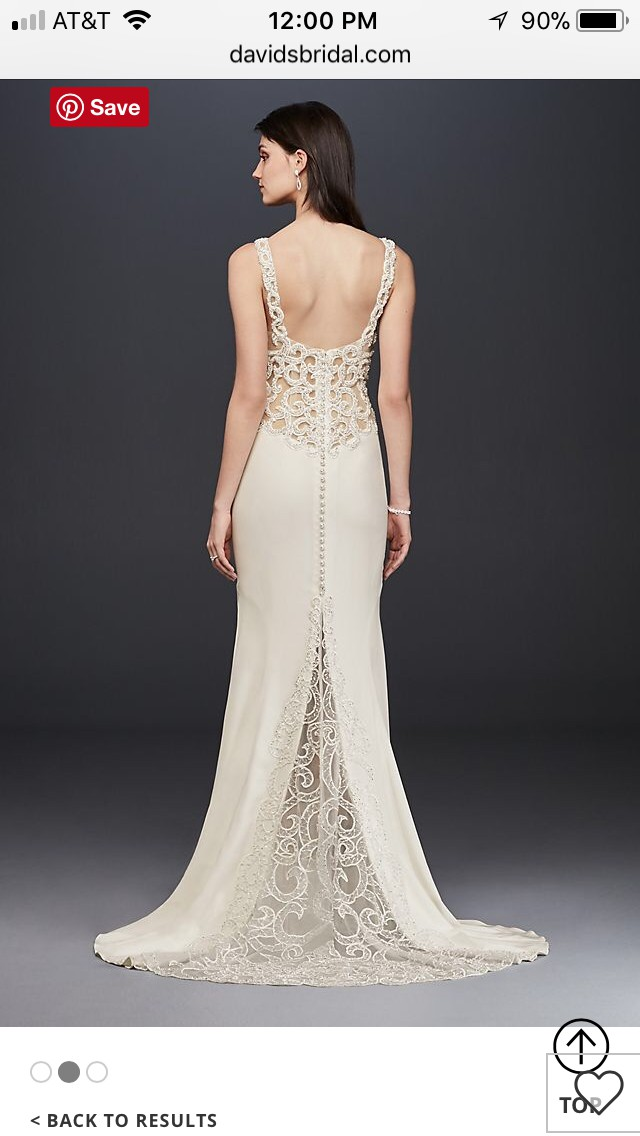 Galina signature sv771 new wedding dress on sale 33 off galina signature sv771 junglespirit Choice Image