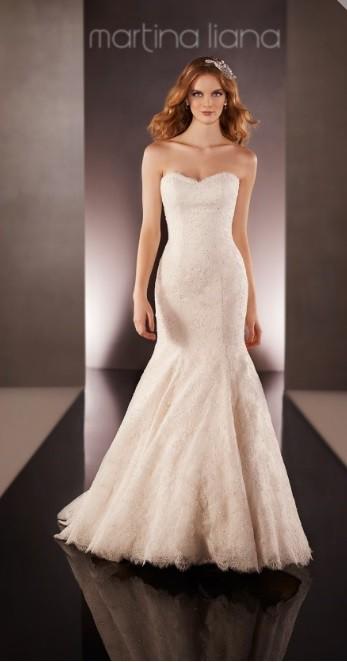 Martina liana 677 new wedding dress on sale 50 off for How much are martina liana wedding dresses