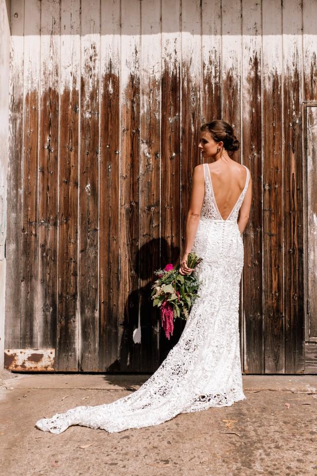 Made with love sasha sample wedding dresses stillwhite for Made with love wedding dresses