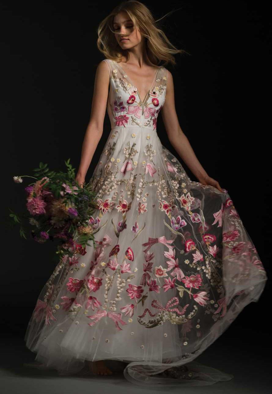 Temperley London Wedding Dresses On Still White