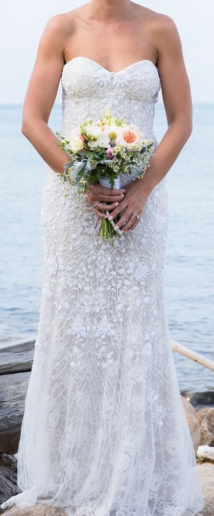 Monique Lhuillier, Gwyneth Dress