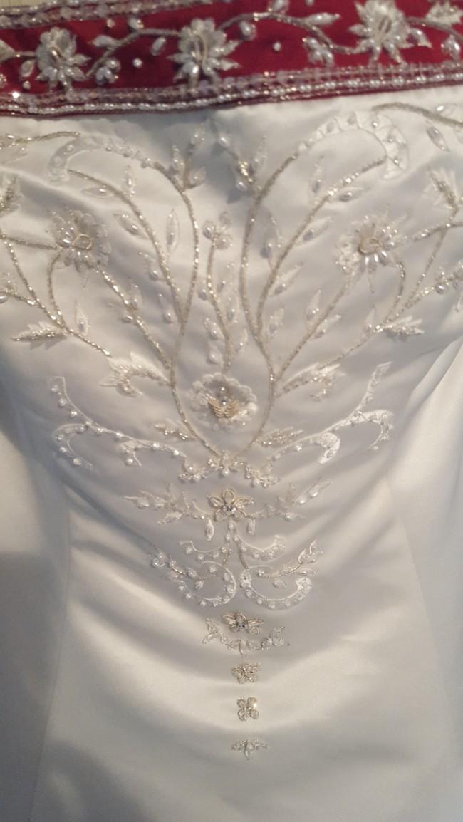 Alfred Angelo 1516 Wedding Dress On Sale 63 Off
