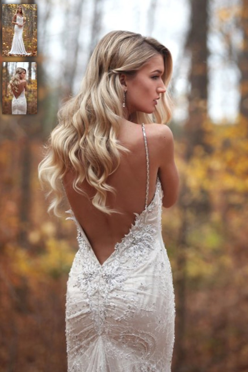 Marisa Style 111 Used Wedding Dress on Sale 40% Off - Stillwhite