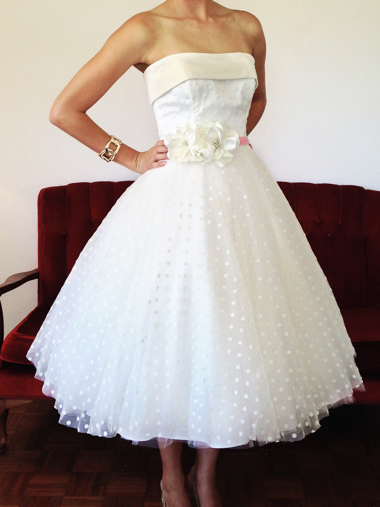Candy Anthony Used Wedding Dress on Sale 57% Off