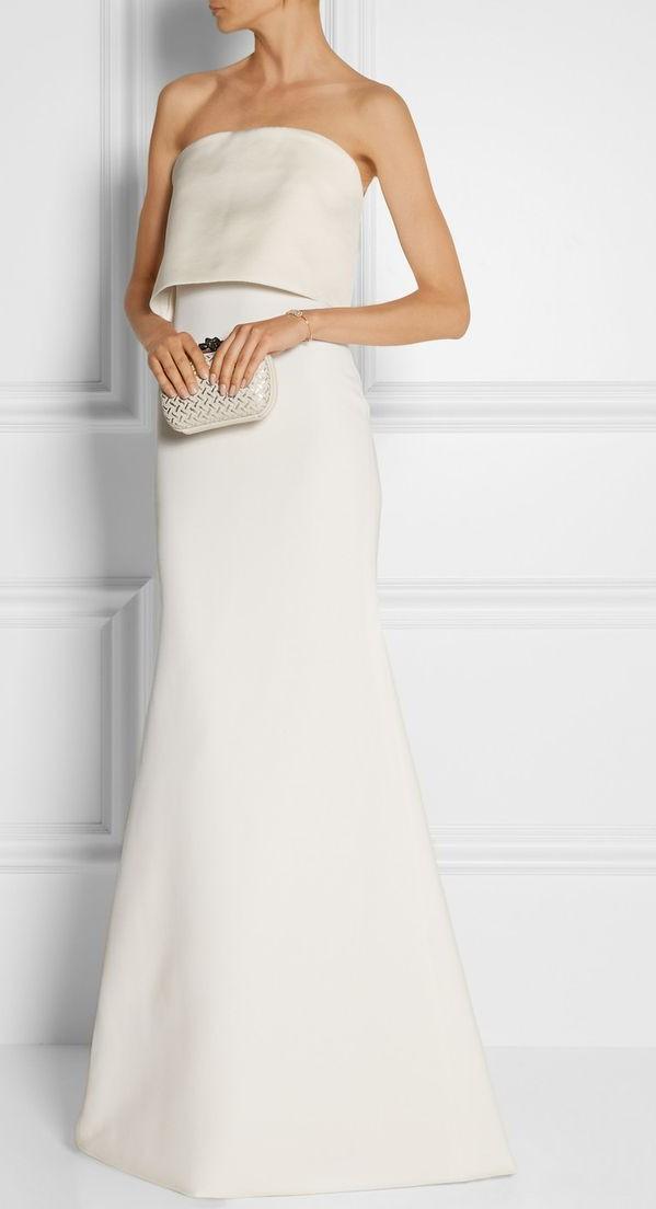Victoria Beckham Wedding Dress on Sale 75% Off