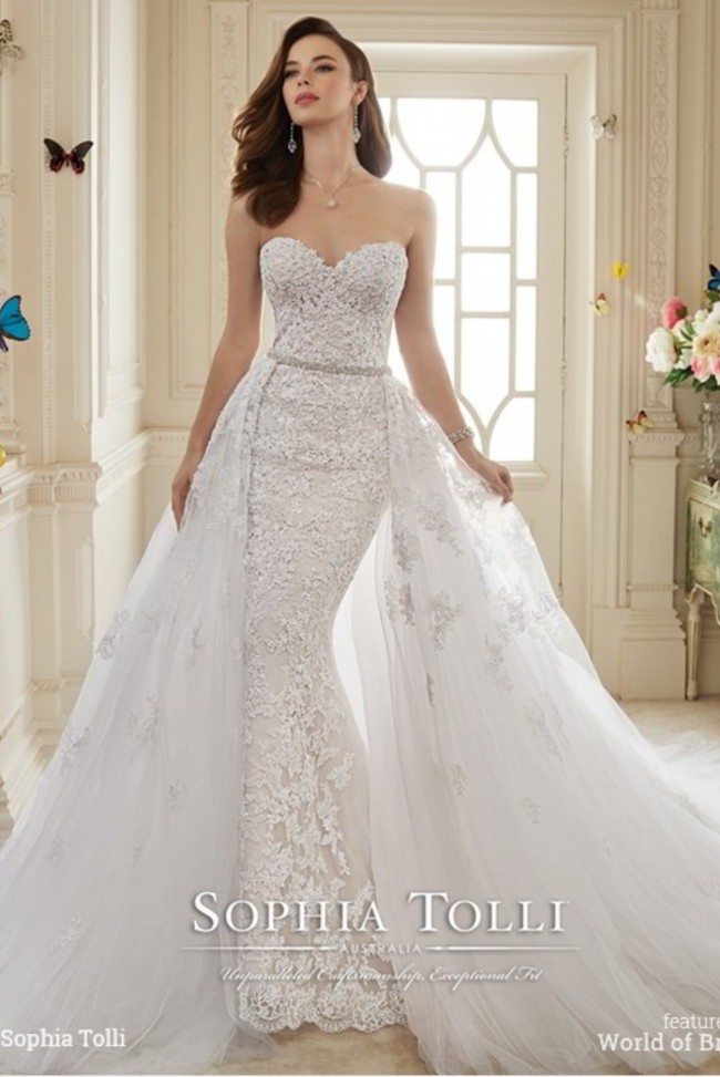 Sophia Tolli, Custom Made