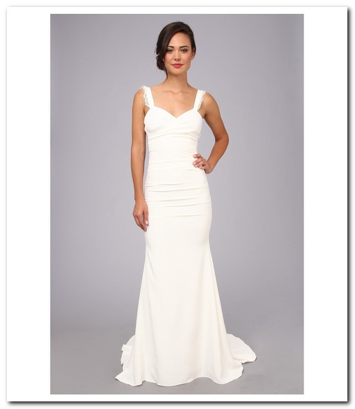 Nicole Miller Alexis Bridal Gown Wedding Dress On Sale 8 Off