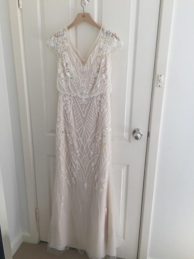 BHLDN Etoile Aurora Wedding Dress On Sale 39 Off