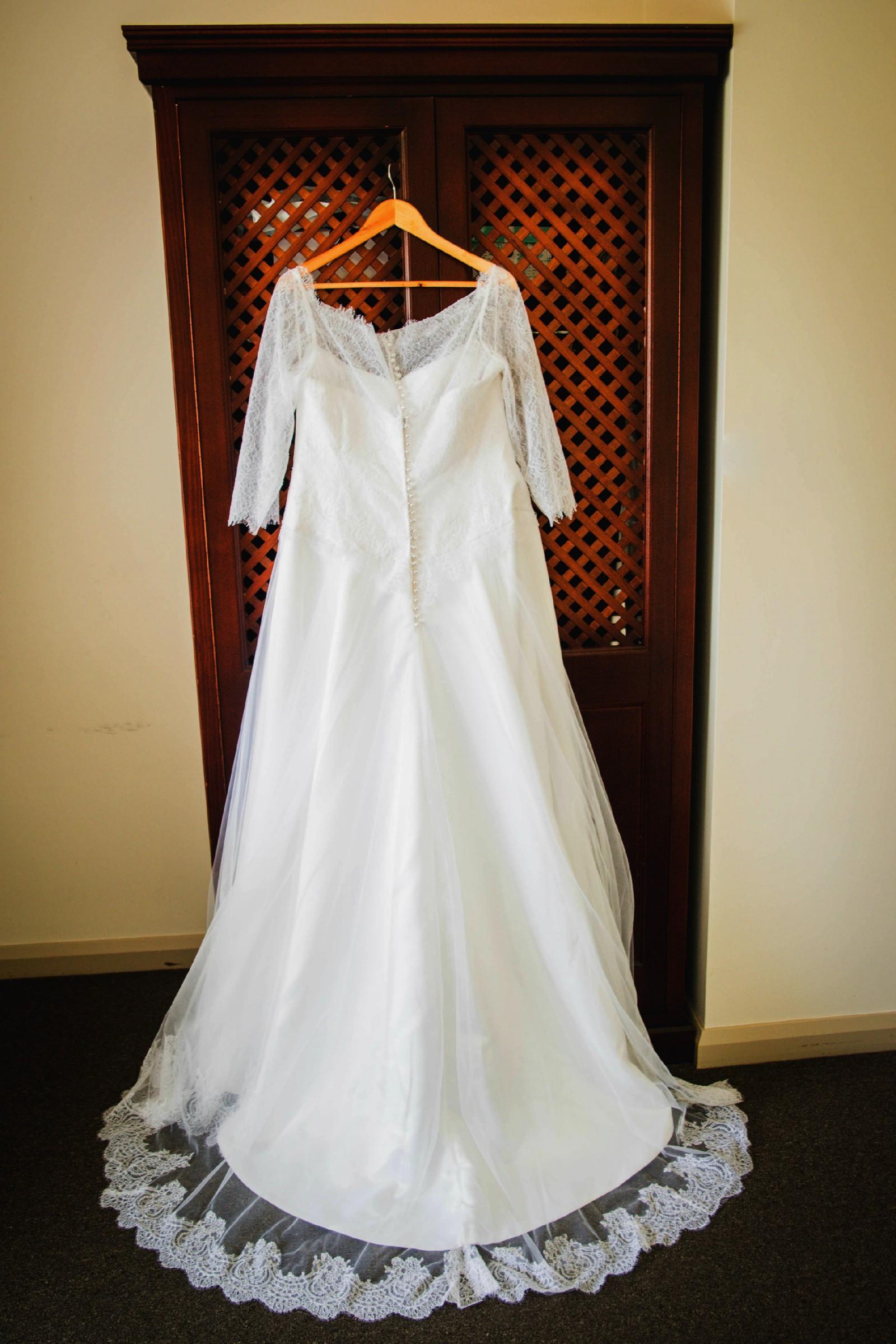 Collezione santina haute couture custom made wedding dress for Haute couture sale
