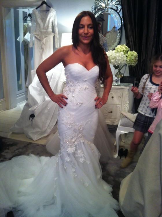 Steven khalil second hand wedding dress on sale 76 off for Steven khalil wedding dresses cost