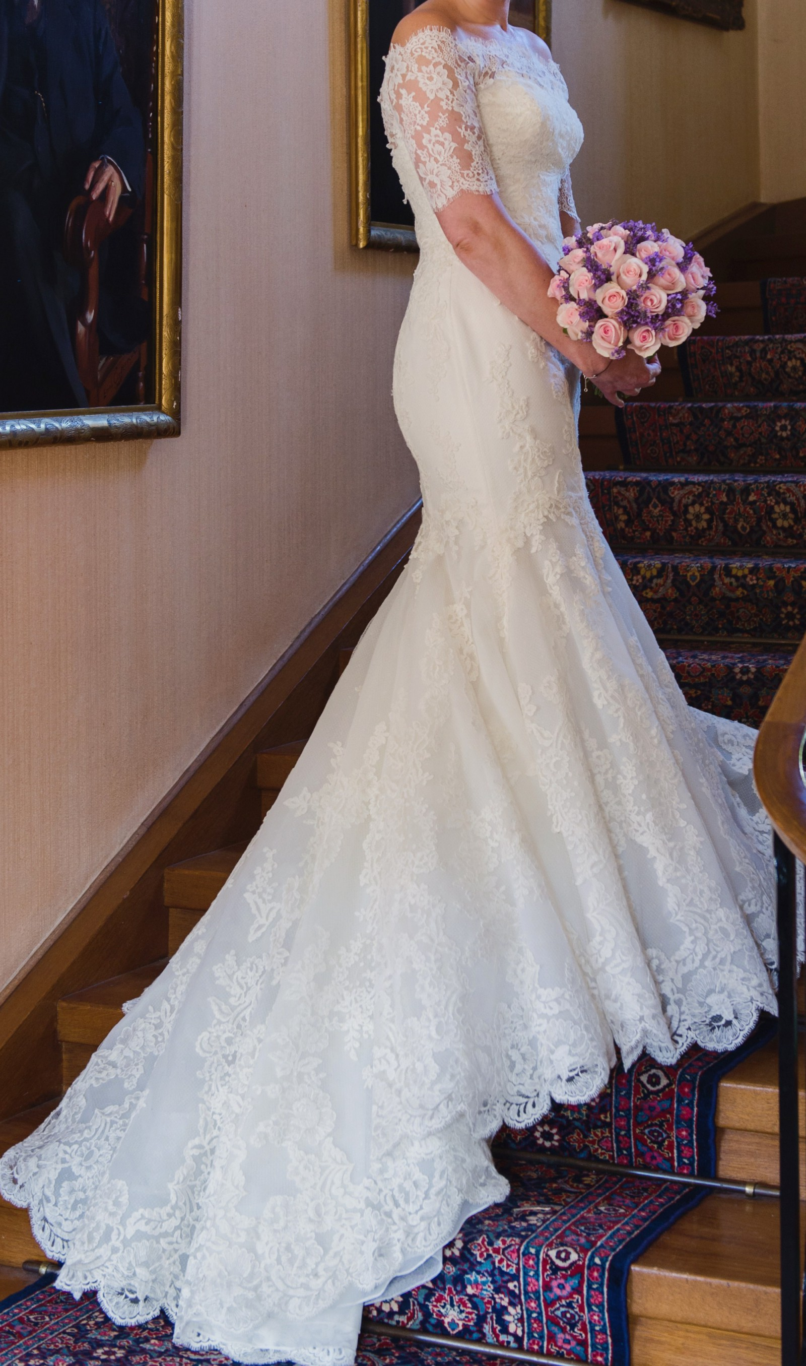 Enzoani dakota second hand wedding dress on sale 69 off for Second hand wedding dresses for sale