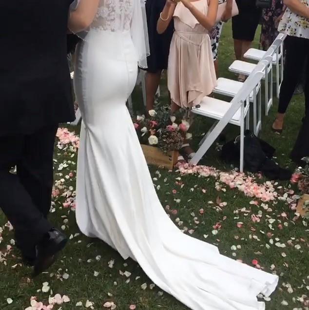 Lu Elle Bridal Blaze 2 Wedding Dress On Sale 47 Off