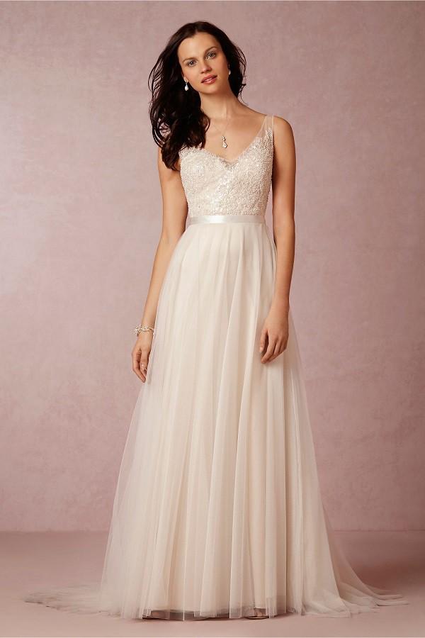 Watters Persiphone Sample Wedding Dress on Sale 67% Off - Stillwhite