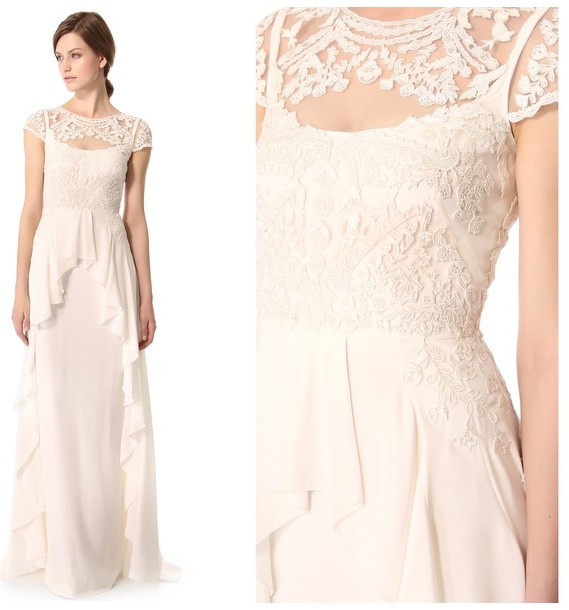 Temperley london bluebell pre owned wedding dress on sale for Temperley wedding dress sale