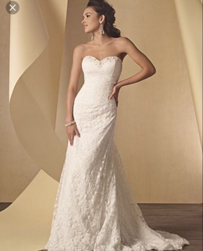 Alfred angelo 2208 new wedding dresses stillwhite alfred angelo 2208 junglespirit Image collections