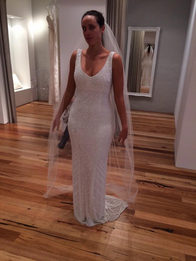 Sheath Wedding Dress On Sale 25 Off