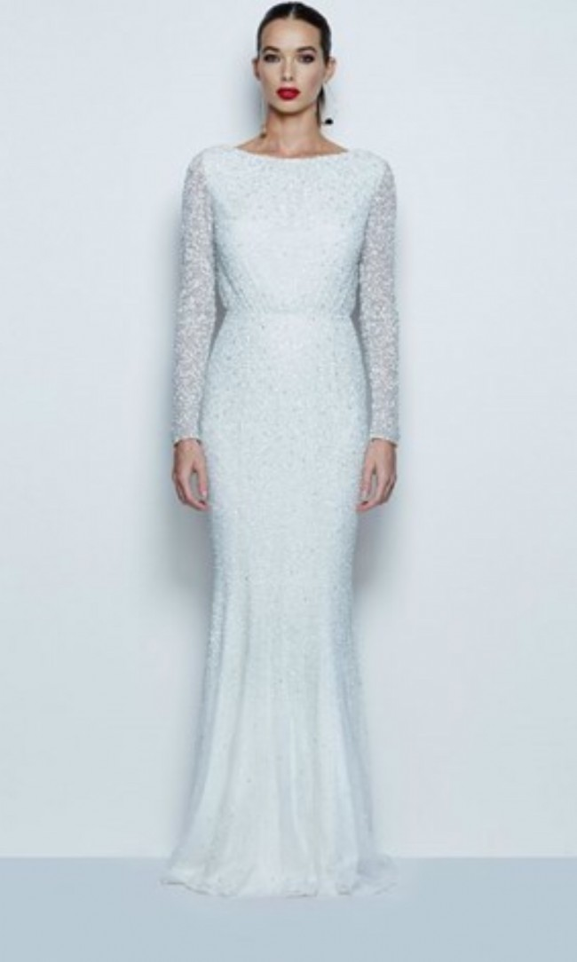 Colorful Rachel Gilbert Wedding Dress Photo - Wedding Dresses and ...