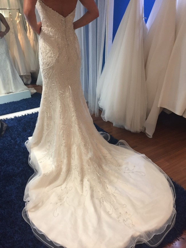 Fiore Couture Caroline Second Hand Wedding Dress On Sale
