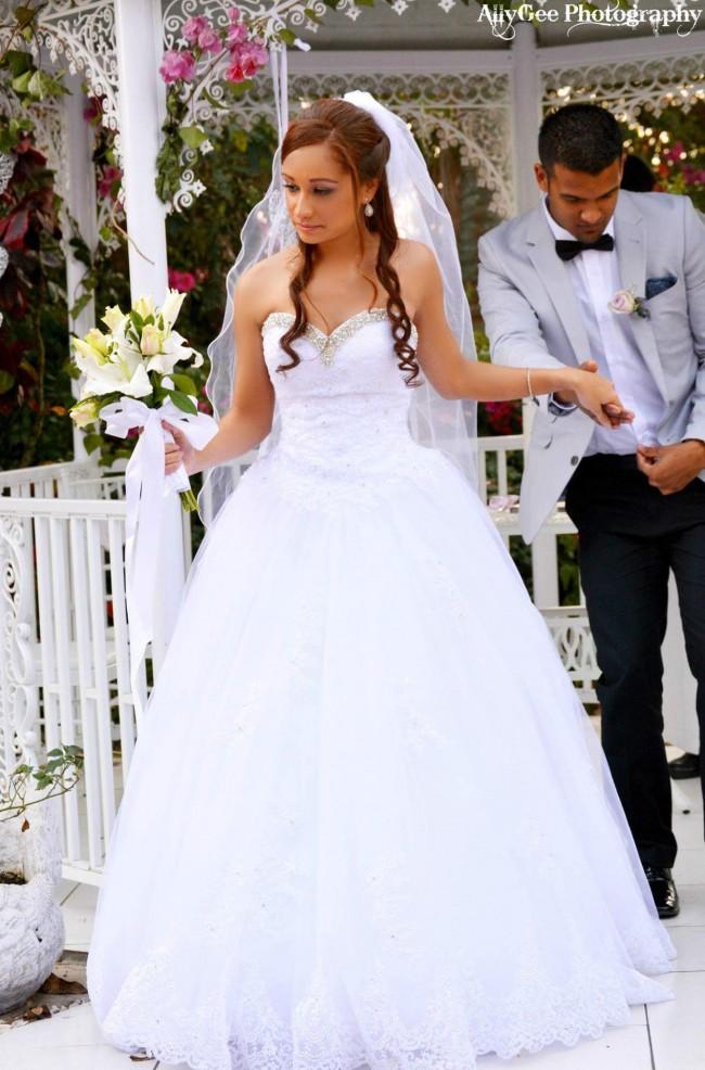 Jasmine Bridal Ball Gown