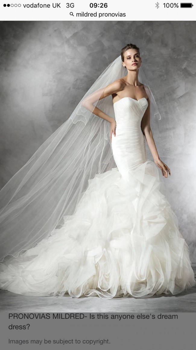 Pronovias, Mildred