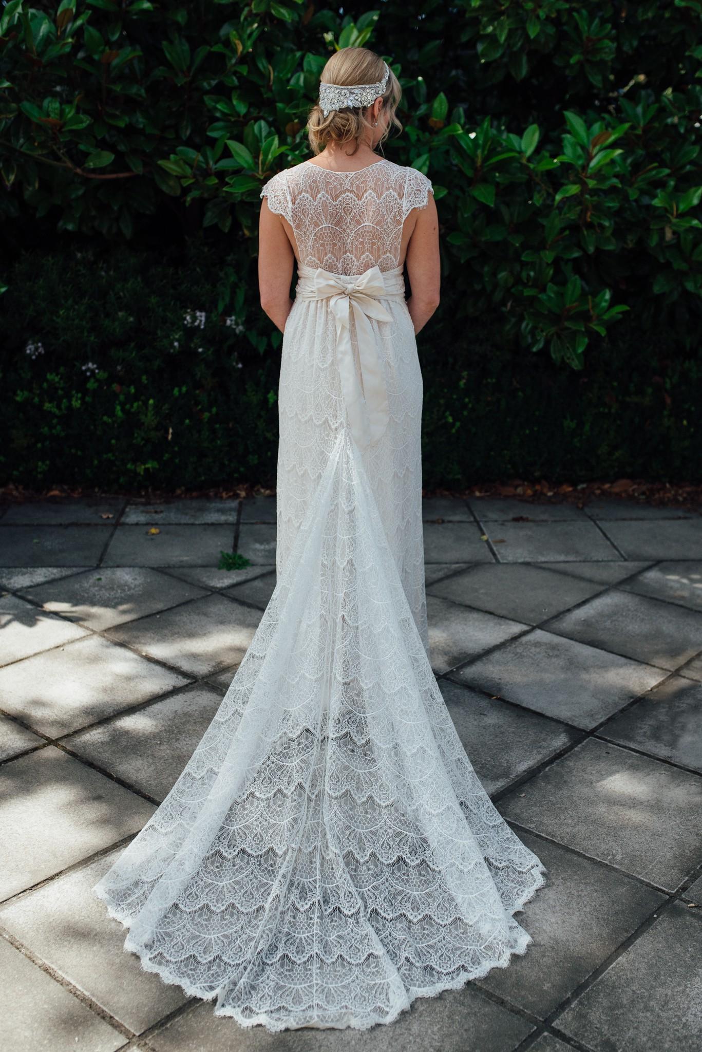 Anna Campbell Isobelle (Lace) - Used Wedding Dresses - Stillwhite