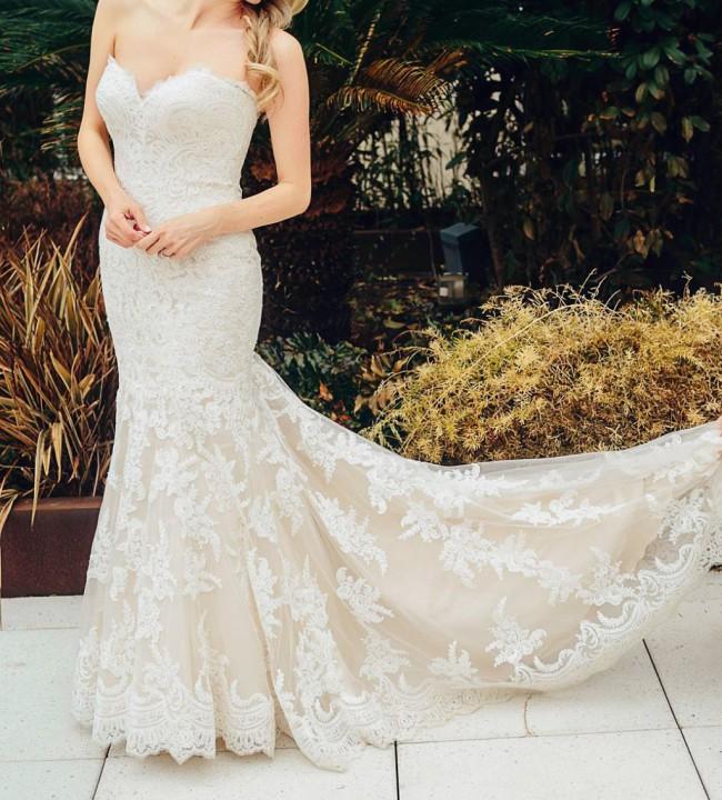 Allure Bridals, Mermaid