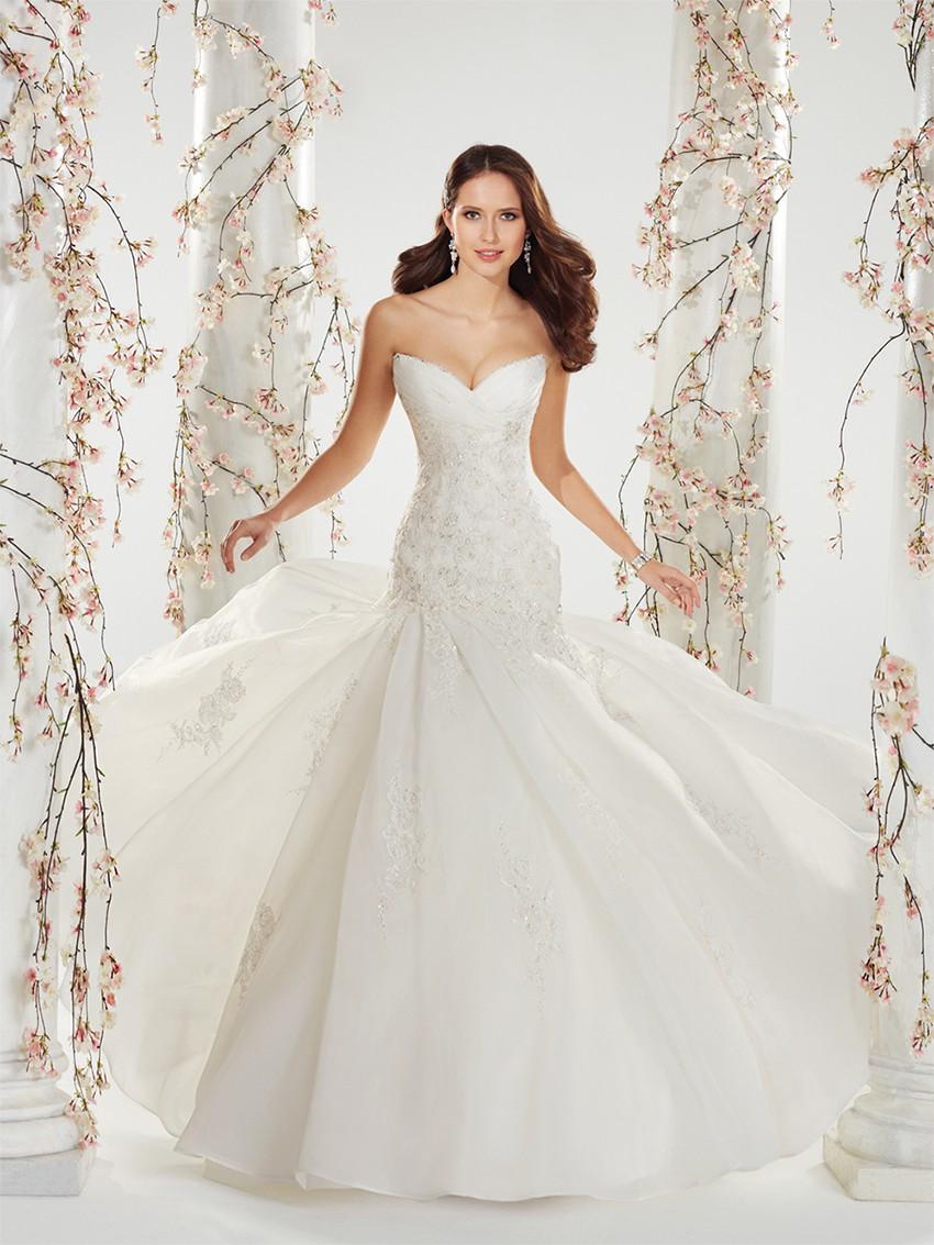 Sophia Tolli Catelyn Used Wedding Dress on Sale 72% Off
