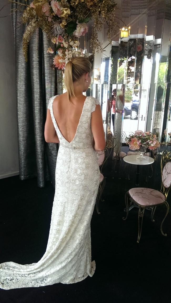 Jane Hill New Wedding Dress On Sale 70 Off Stillwhite