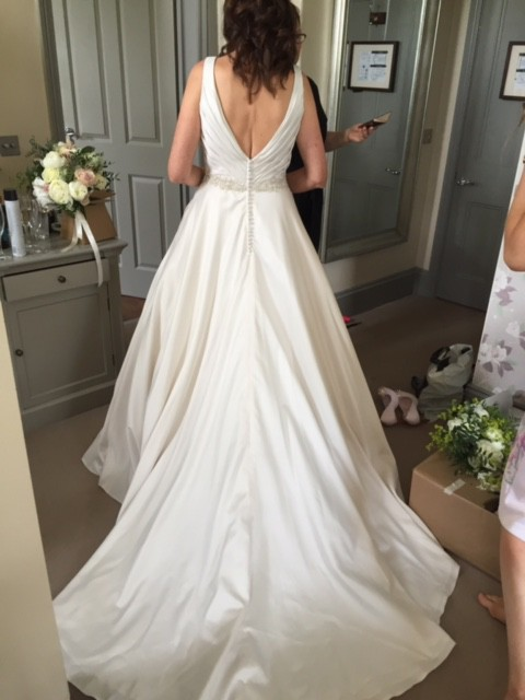 Ronald Joyce Orleans Preowned Wedding Dress On Sale 82 Off