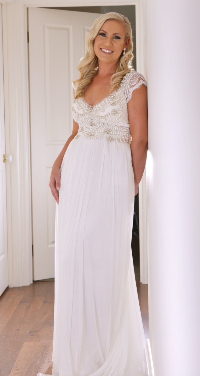 Anna Campbell Coco Second-Hand Wedding Dress on Sale 57% Off