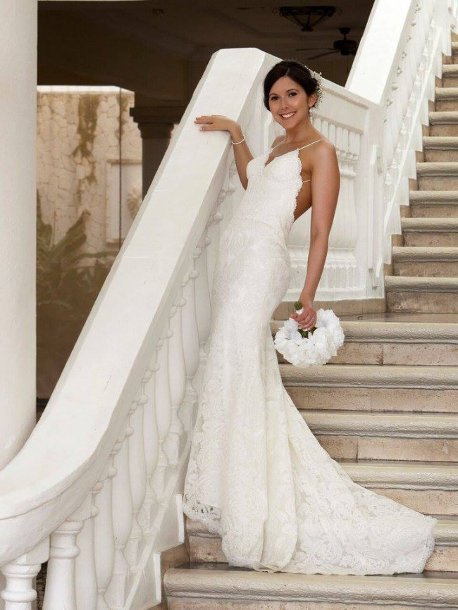 Katie May Poipu Used Wedding Dress on Sale 47% Off - Stillwhite