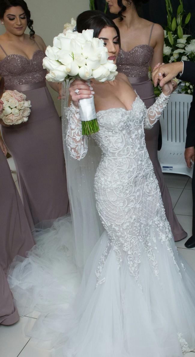 Leah Da Gloria Custom Made - Second Hand Wedding Dresses - Stillwhite