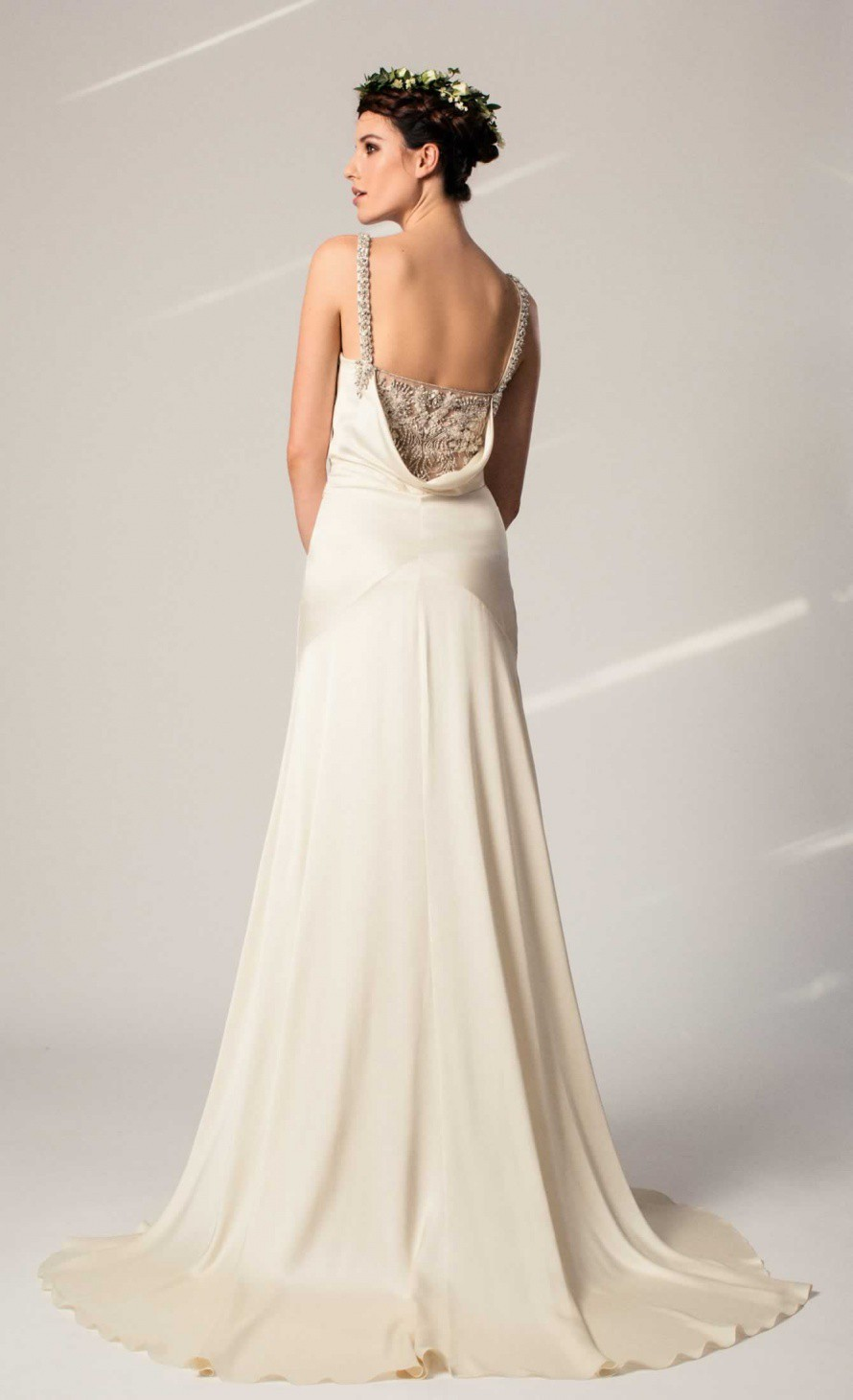 Temperley london celine pre owned wedding dress on sale 50 for Temperley wedding dress sale