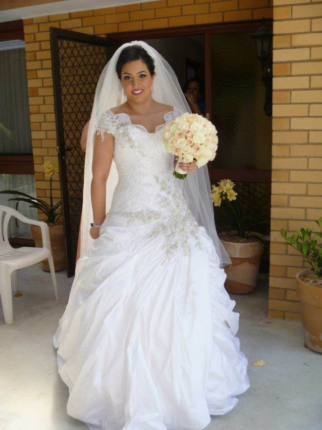 Annette of melbourne custom made used wedding dresses for Wedding dresses under 3000 melbourne