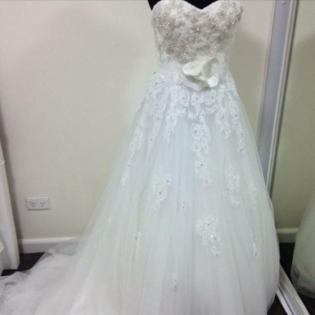 Luv Bridal Used Wedding Dress on Sale