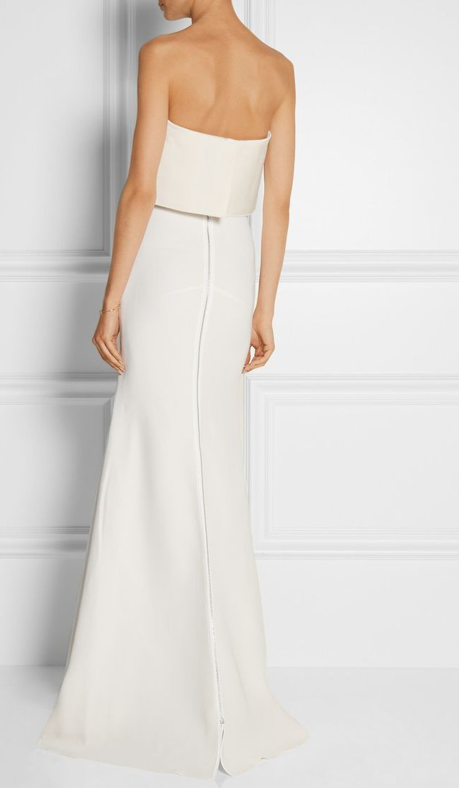 Victoria Beckham New Wedding Dress on Sale 75% Off
