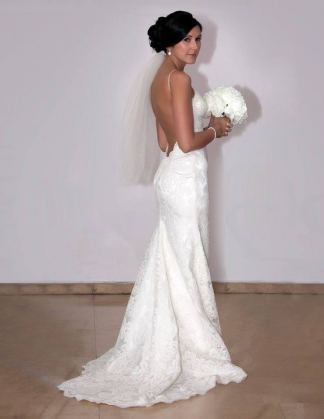 Katie May Poipu Used Wedding Dress on Sale 42% Off