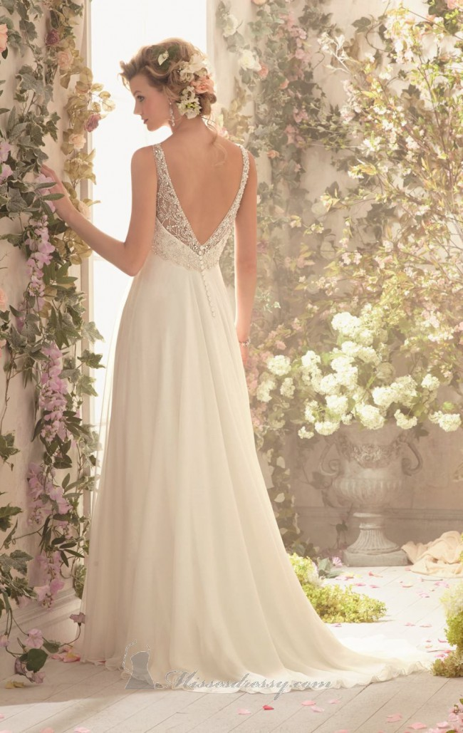 Morilee 6771 second hand wedding dress on sale for How much do mori lee wedding dresses cost