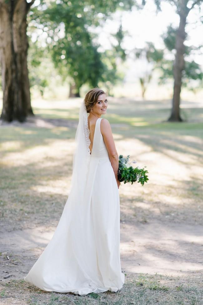 Charlie brear harwood preowned wedding dress on sale 28 off for White silk slip wedding dress