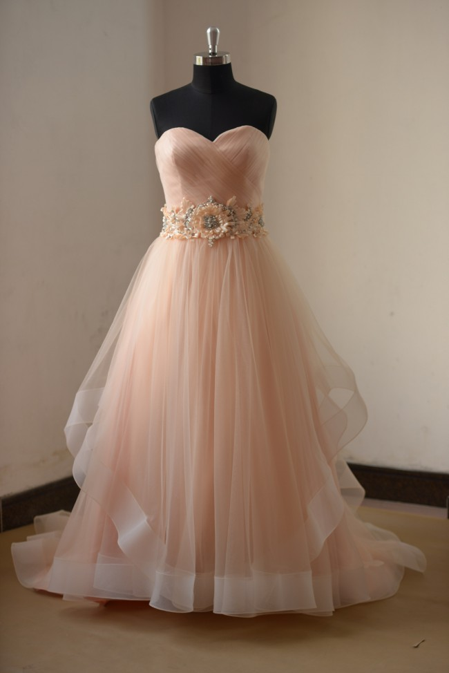Ball Gown Used Wedding Dress on Sale